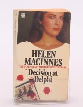Kniha Helen Macinnes: Decision at Delphi