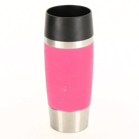 Cestovní termohrnek Emsa 513550 360ml růžový