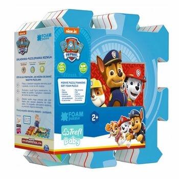 Pěnové puzzle Trefl 61006 Tlapková patrola