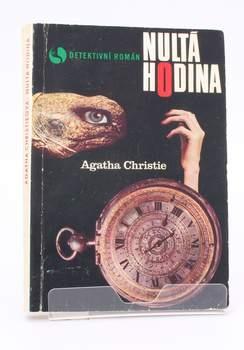 Kniha Agatha Christie: Nultá hodina