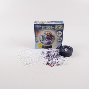 3D puzzle Ravensburger Frozen Night Light