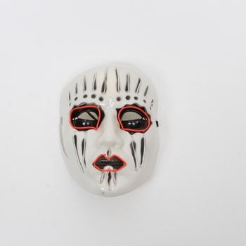 Maska AnseeDirect Halloween svítící