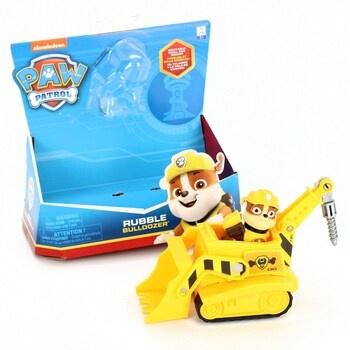 Plastový bagr Nickelodeon Paw Patrol