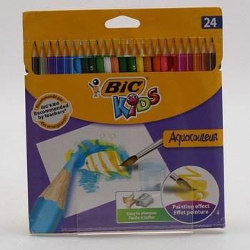 Vodové pastelky Bic Kids 24 ks