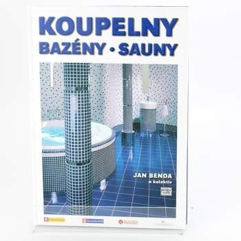 Kniha Koupelny bazény sauny