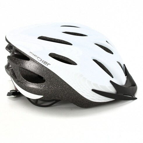 Cyklistická přilba Fischer S/M, bílá