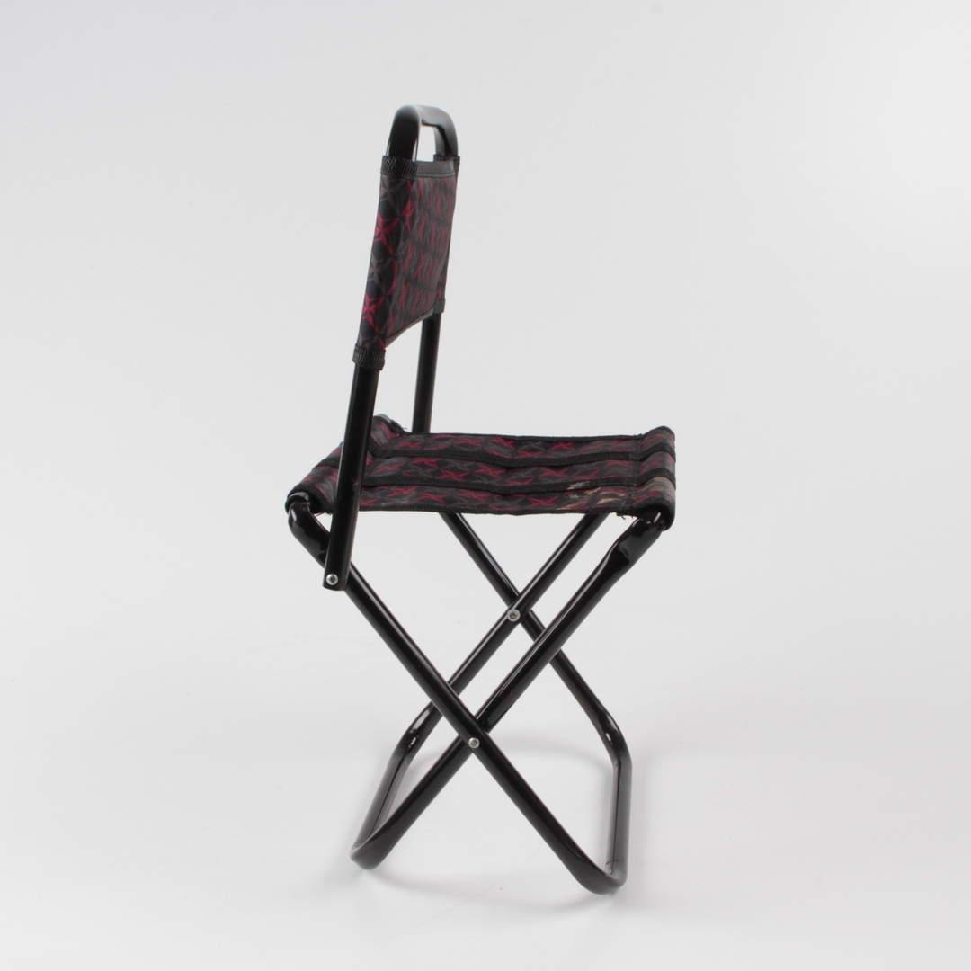 Dětská skládací kempingová židle