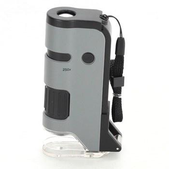 Kapesní mikroskop Carson MP-250