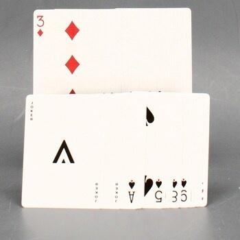 Kouzelnické karty Visa červené