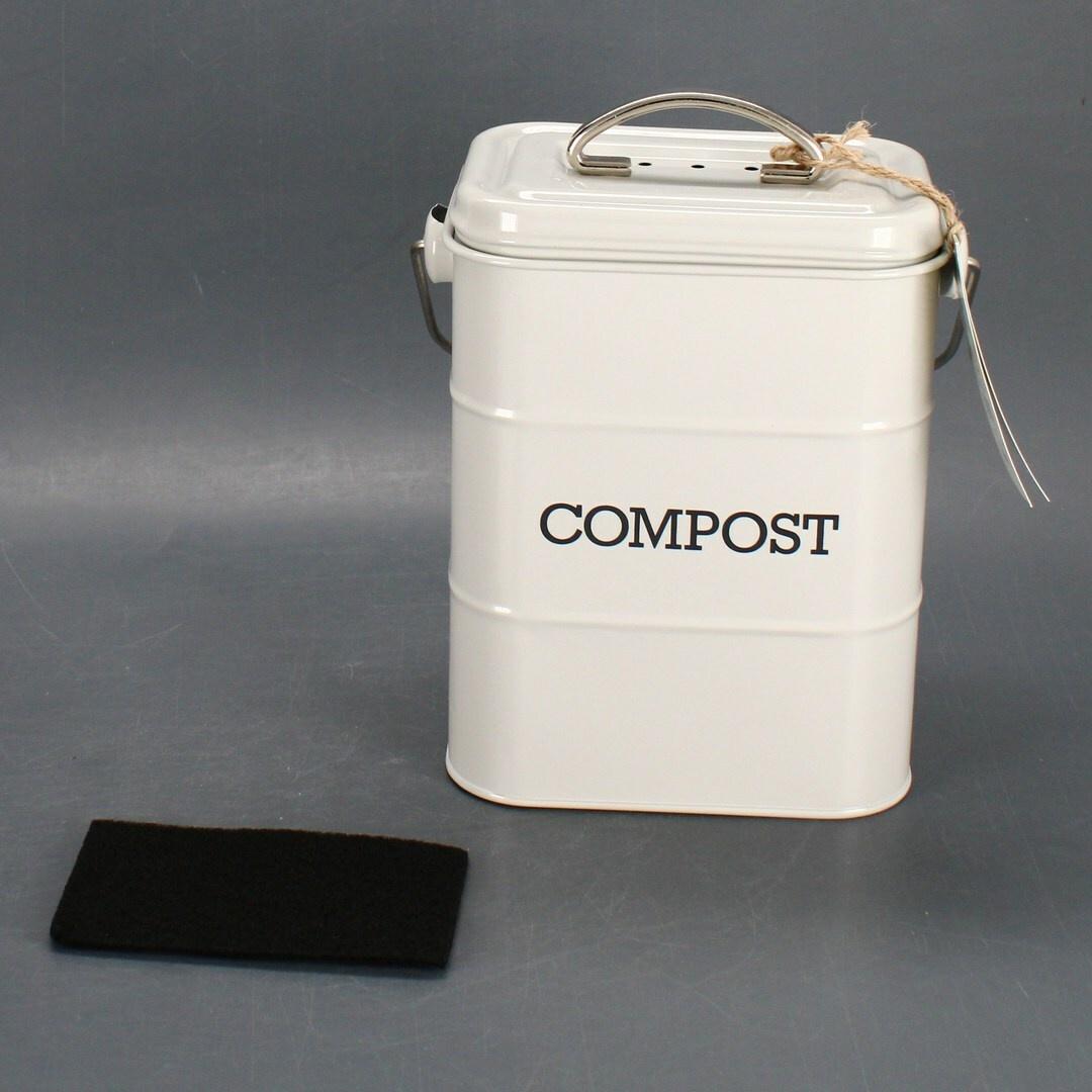Kompostový koš Kitchen Craft Nostalgia