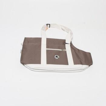 Cestovní taška Croci C6078919 hnědá béžová