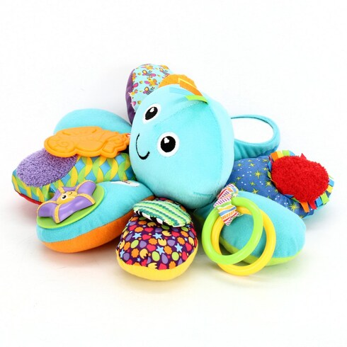 Interaktivní hračka chobotnička Lamaze