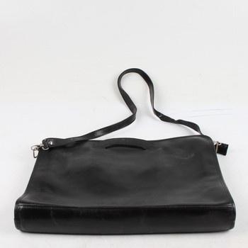 Kancelářský kabelka Vera Pelle černá