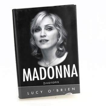 Kniha Lucy O'Brien: Madonna - Životopis