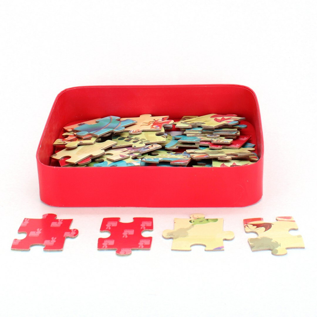 Puzzle Janod J02763 54 dílků