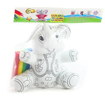 Vybarvovací zvířátko sloník