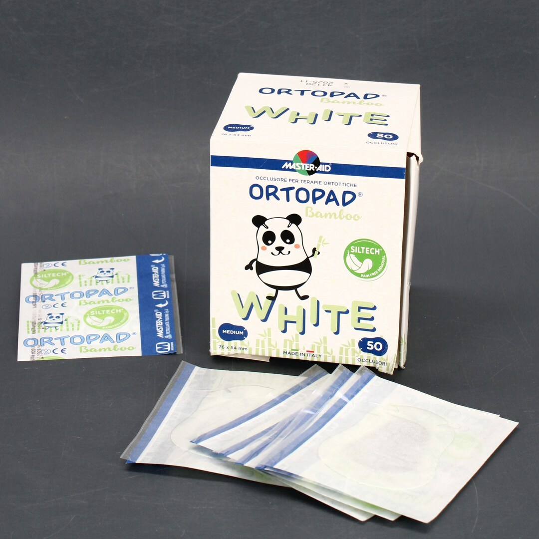 Náplasti na puchýře Master Aid Ortopad