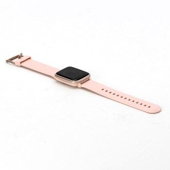 Chytré hodinky Fitpolo růžové