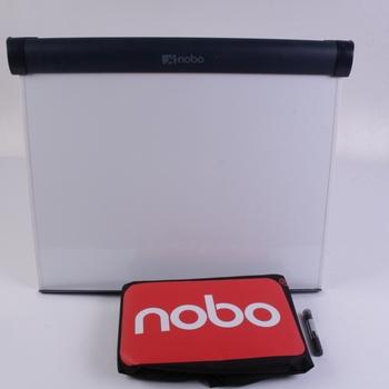 Popisovací tabule NOBO s obalem a fixou