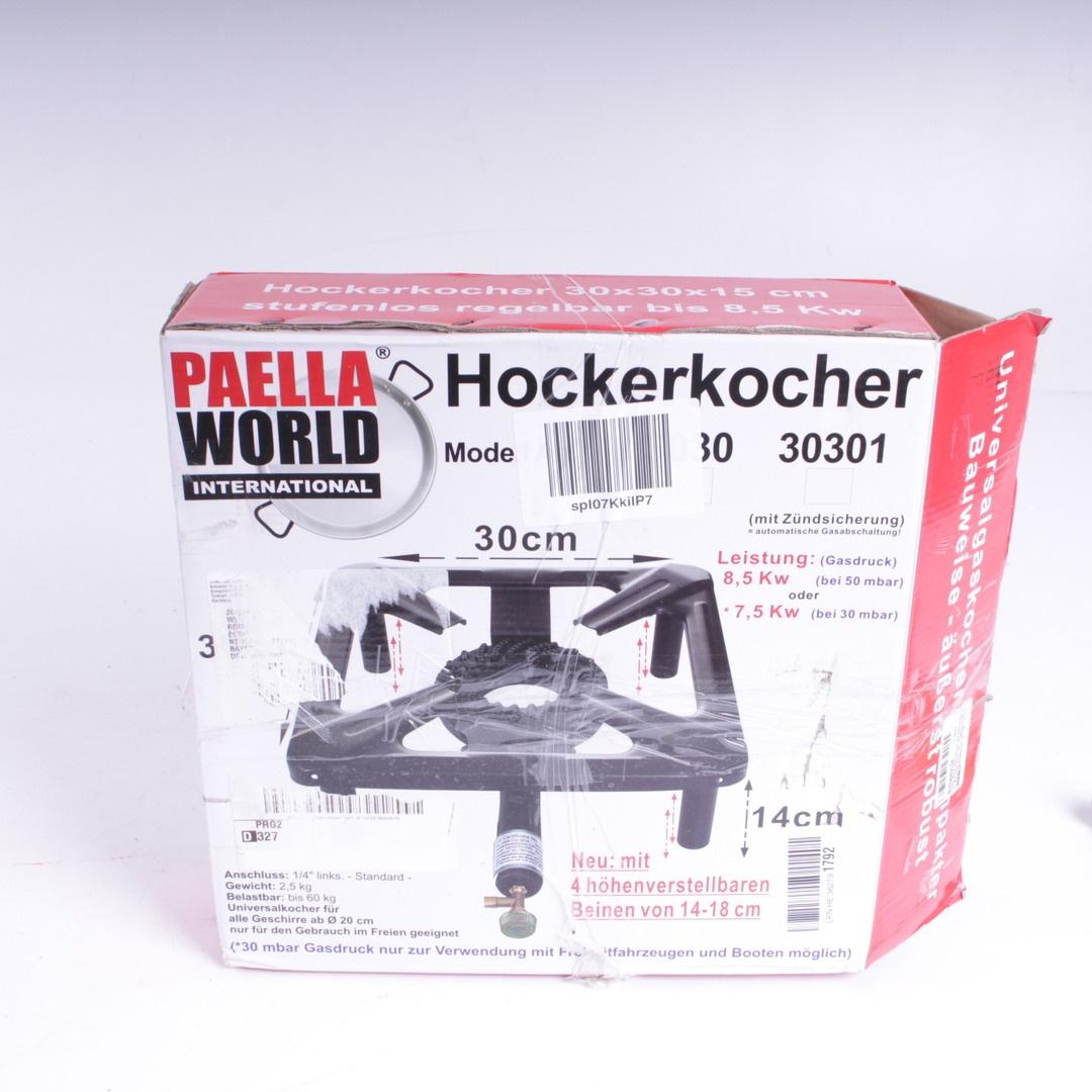 Vařič PaellaWorld Hockerkocher