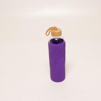 Sportovní lahev FCSDETAIL 1l fialová