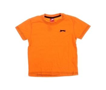 Dětské tričko Slazenger oranžové
