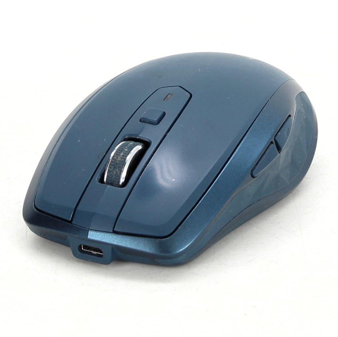 Bezdrátová myš Logitech MX Anywhere 2S modrá