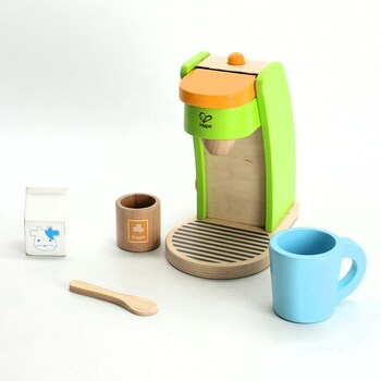 Kávovar Hape E3106 dřevěný