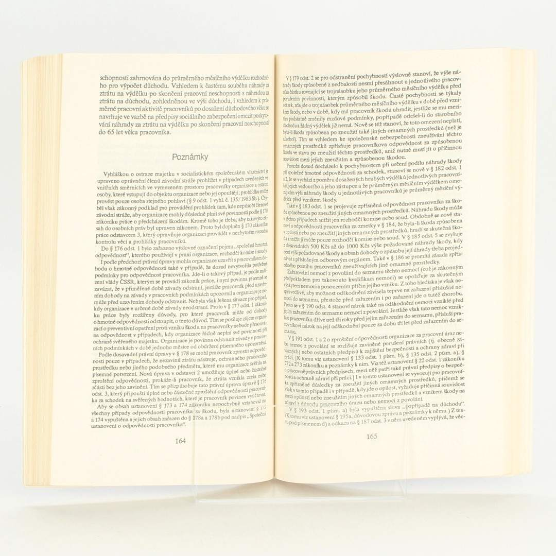 Kniha Zákoník práce Jaroslav Jakubka