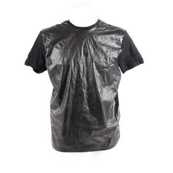 1506a64caa08 Pánské tričko Topman černé