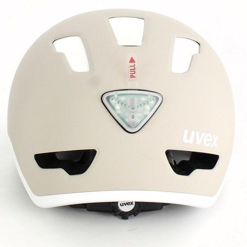 Cyklistická helma Uvex City 9