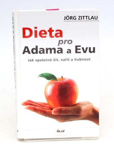 Kniha Jörg Zittlau: Dieta pro Adama a Evu