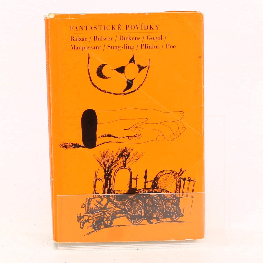 Kniha Walter Stamberger: Fantastické povídky