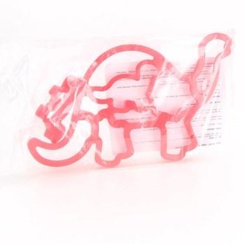 Vykrajovátko ve tvaru dinosaura