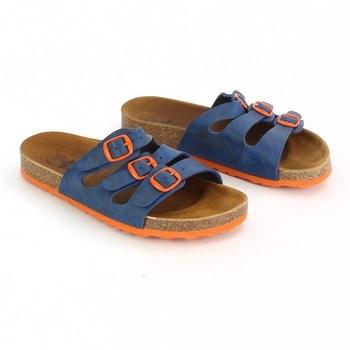 Dámské pantofle Lico kožené