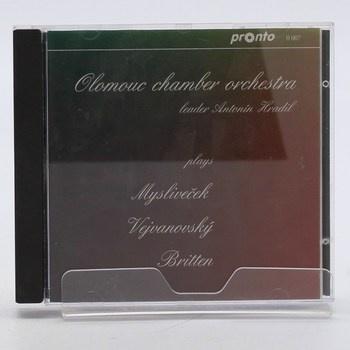 CD Olomouc chamber orchestra