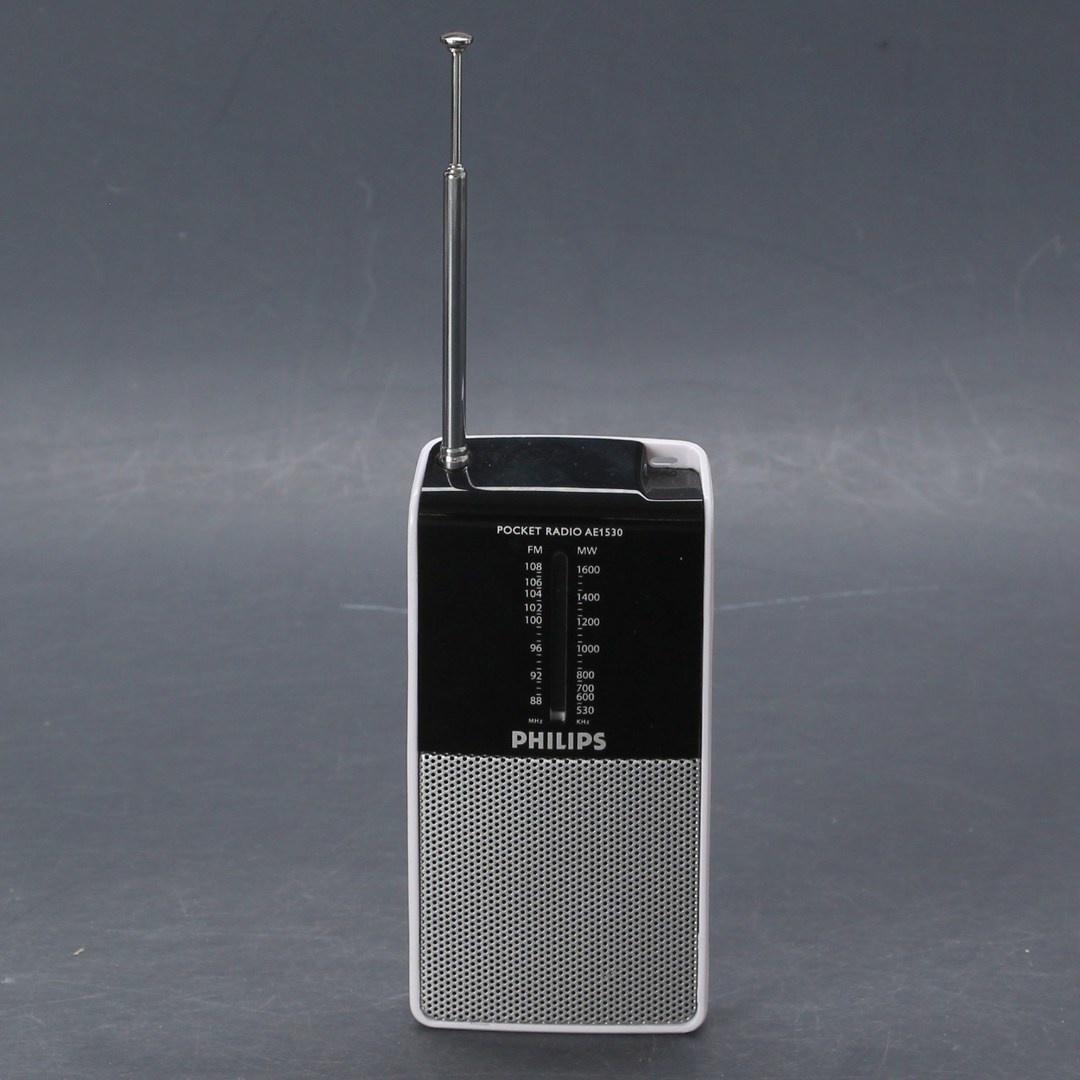 Kapesní rádio Philips AE1530
