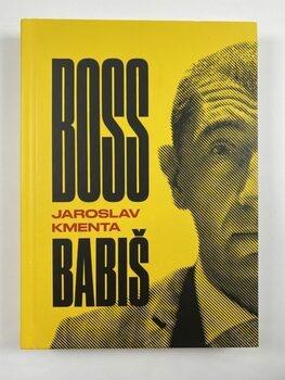 Jaroslav Kmenta: Boss Babiš