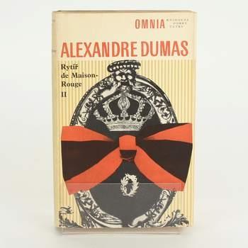 Kniha Rytíř de Maison-Rouge II Alexandre Dumas