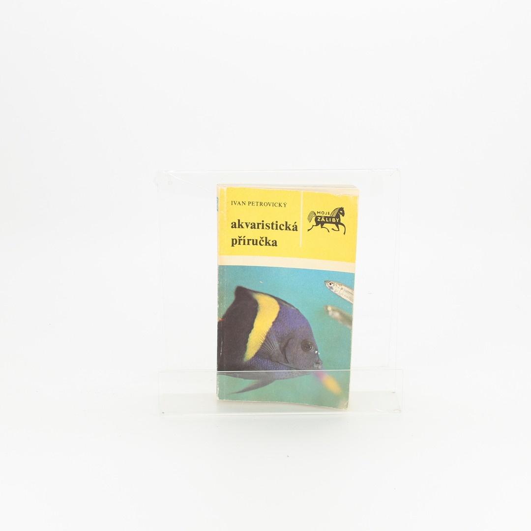 Kniha Akvaristická příručka