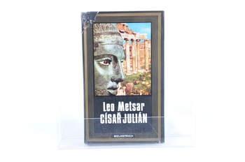 Kniha Leo Metsar: Císař Julián