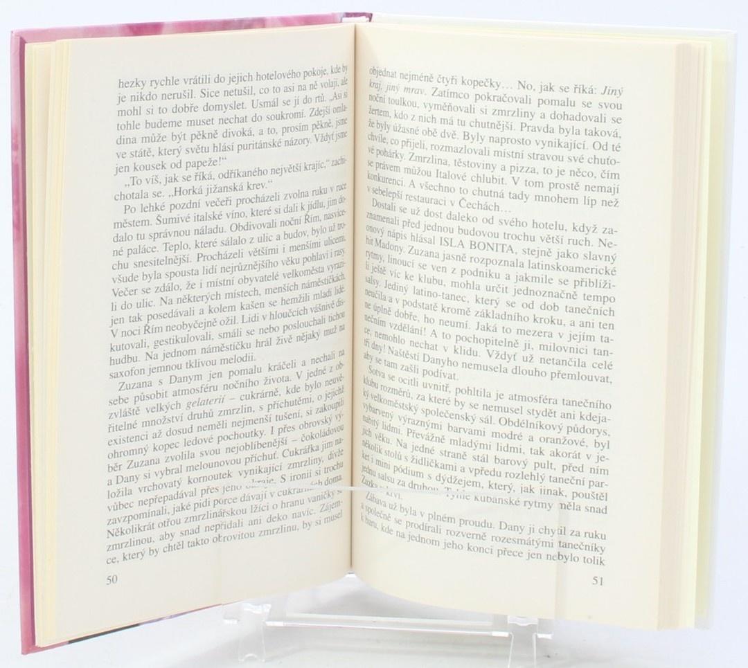 Kniha Šárka Stumpfová: Zuzka tančí srdcem a duší