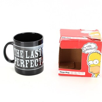 Hrnek The Simpsons The last perfect man