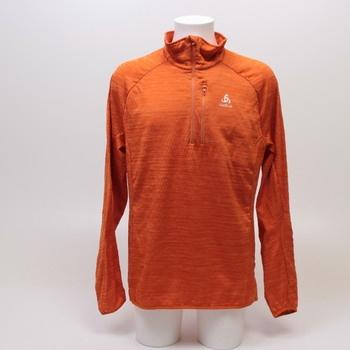 Pánská bunda Odlo oranžová