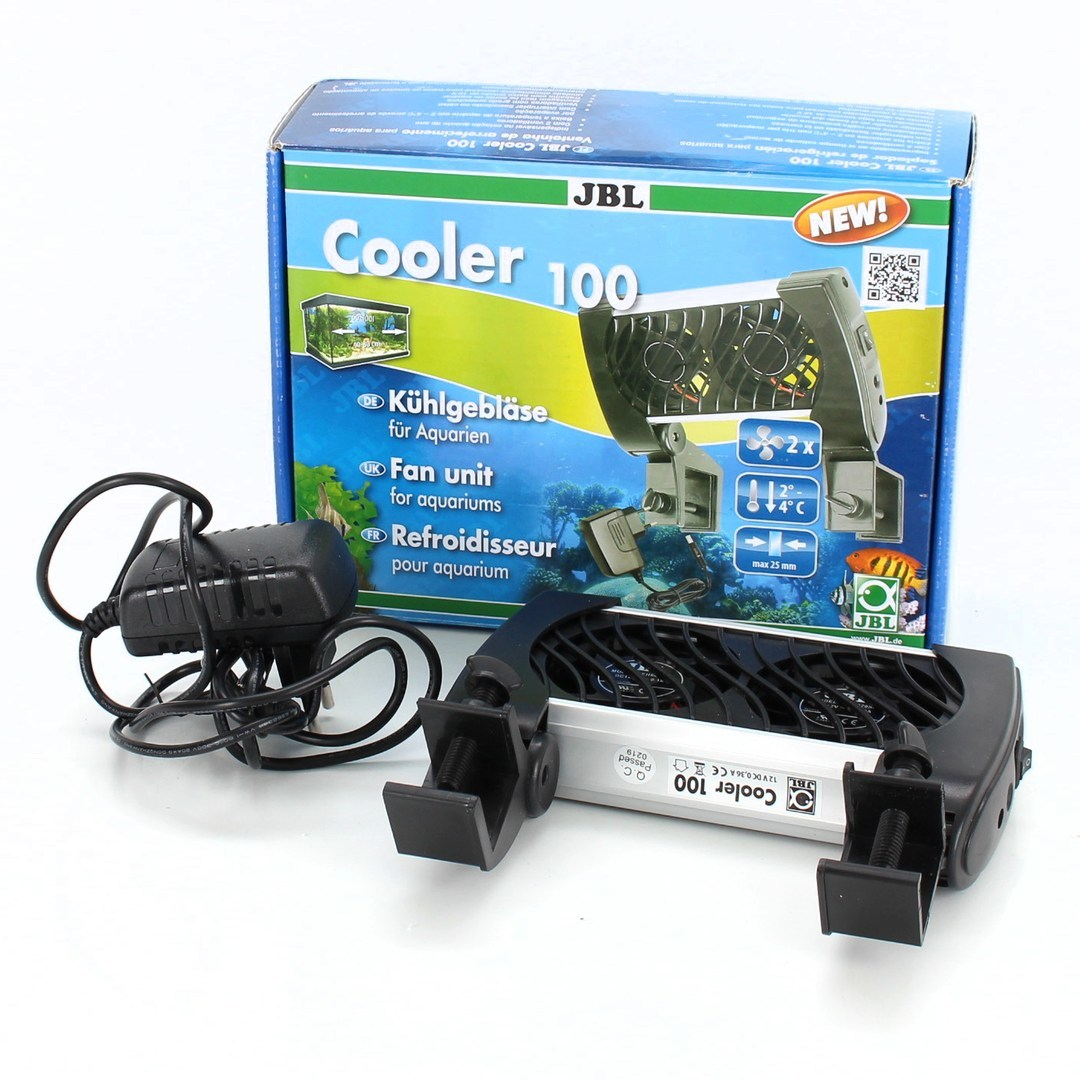 Chlazení do akvária JBL Cooler 100