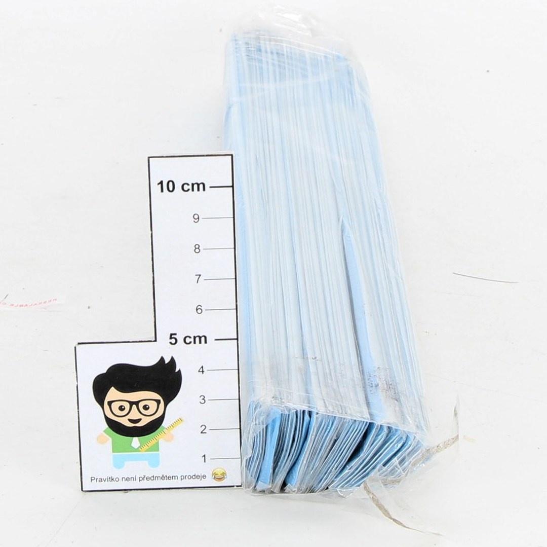 Reflexní pásek modrý - 50 ks