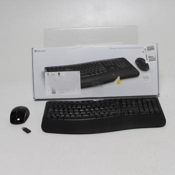 Set klávesnice a myši Microsoft 5050 AZERTY