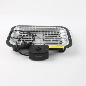 Elektrický gril Cuisinier Deluxe 2000 W