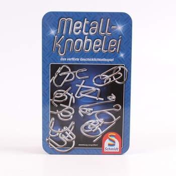 Hlavolamy Metall-Knobelei kovový