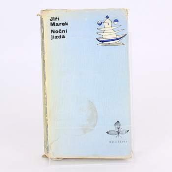 Kniha M-Cody Noční jízda Jiří Marek